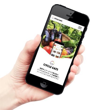 CYCLE EATS(サイクルイーツ)のアプリ画像